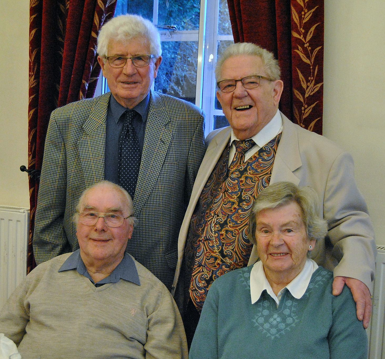 Distinguished Life Members in 2019