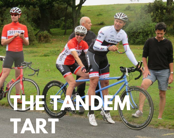 The Tandem Tart Weekend